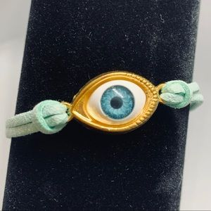 Jewelry - (U1) Evil Eye Bracelet